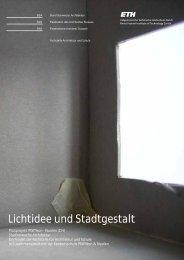 Lichtidee und Stadtgestalt - Stadt.Plan.2020