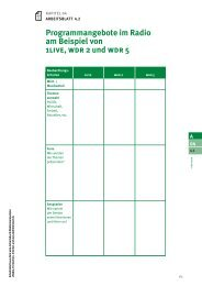 Arbeitsblatt 4.2 (PDF-Download: 520,3 KB) - WDR.de