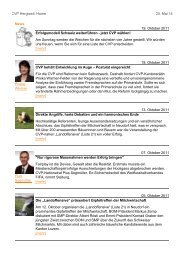 CVP Hergiswil: Home 29. Juli 13 News 19. Oktober 2011 ...