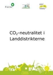 CO2-neutralitet i landdistrikterne - Sønderborg kommune på InfoLand
