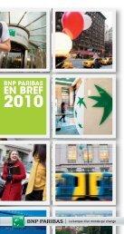 BNP Paribas en bref
