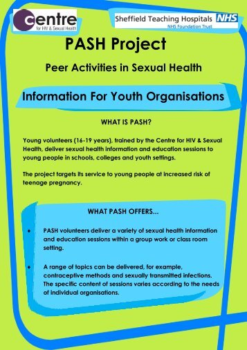 Sexual health clinic sheffield saturday