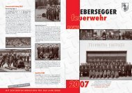 eBersegger - Seniorenbund Steyr Land