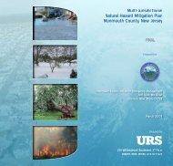 Multi-Jurisdictional Natural Hazard Mitigation Plan - the Monmouth ...