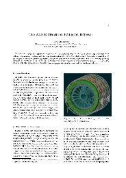 The ALICE Transition Radiation Detector - alice - GSI
