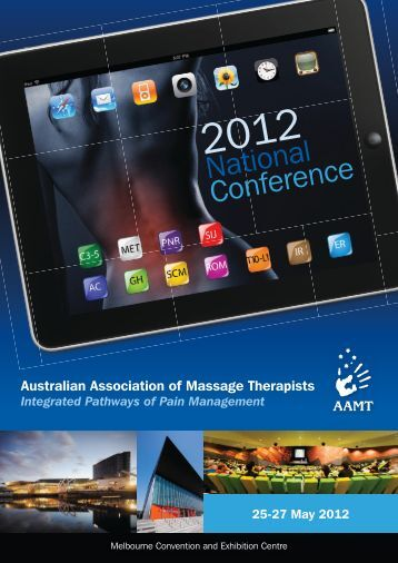 National Conference Melbourne Convention And Exhibition ... - AAMT