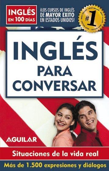 INGLÉS PARA CONVERSAR - Prisa Ediciones