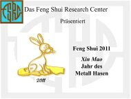 Das Feng Shui Research Center