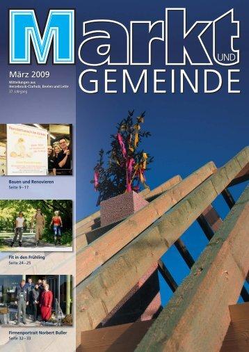 bauen und renovieren - Gewerbeverein Herzebrock-Clarholz