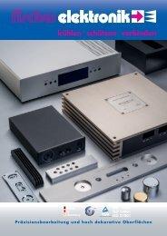download - Fischer Elektronik GmbH & Co. KG