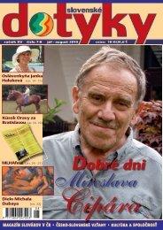 PDF - 5,7MB - Slováci vo svete
