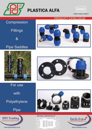 Plastica Alfa Compression SA - Incledon
