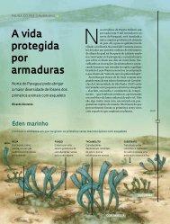 A vida protegida por armaduras - Revista Pesquisa FAPESP
