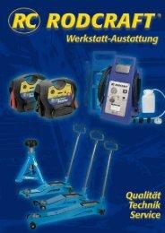 Werkstatt-Ausstattung 2009/03 deutsch - Profi-Tool.pl