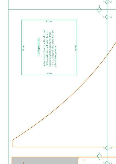 Feuerwehr« Schnittmuster (PDF) - Handmade Kultur
