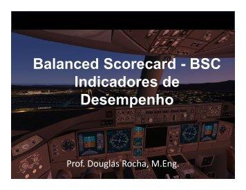 BSC - Prof. Douglas - UnC