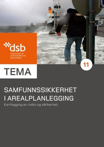 Samfunnssikkerhet i arealplanlegging - Direktoratet for ...