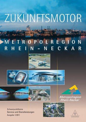 eine boomende Branche in der Metropolregion ... - Institut-wv.de