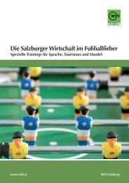 Die Salzburger Wirtschaft im Fu
