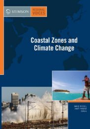 Coastal Zones and Climate Change - UNDPCC.org