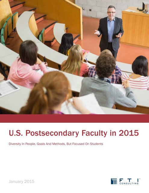 US-Postsecondary-Faculty-in-2015