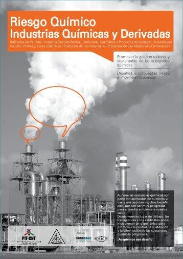 Riesgo Químico - Sustainlabour