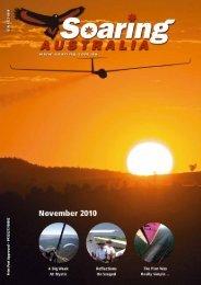 November - Hang Gliding Federation of Australia