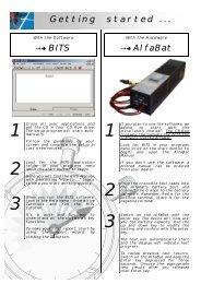 →→→ AlfaBat Getting started ... - Emrol