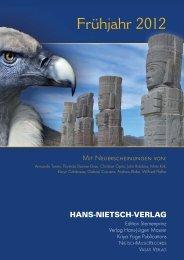 Frühjahr 2012 - Prolit Verlagsauslieferung GmbH