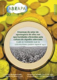 Novembro 2009 nº 117 – pdf - Abrapa