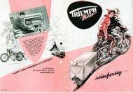 Triumph Boss mit Campo Anhänger - TWN Zweirad IG