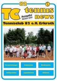 Umbruch 2/2006 - des TC 82 eV Erkrath