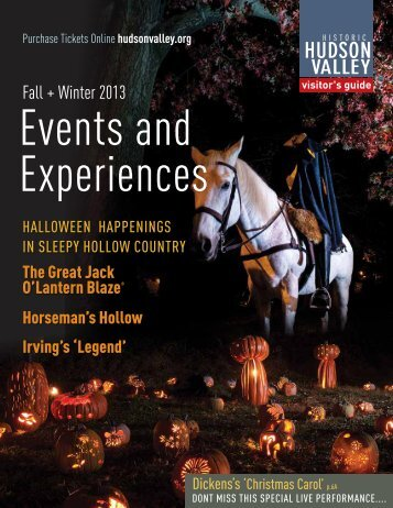Fall + Winter 2013 - Historic Hudson Valley