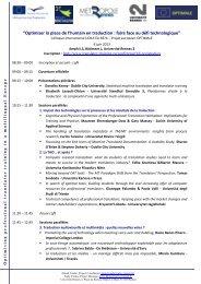 Programme colloque Rennes 2 - SFT