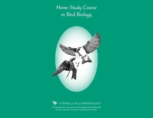 Home Study Course in Bird Biology - Cornell Lab of Ornithology