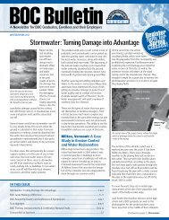 winter/spring 2013 issue of the BOC Bulletin - Building Operator ...
