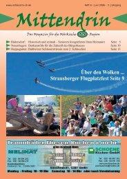 Info: 030-650 131 41 (ab 15.30 Uhr) - mittendrin-s5.de