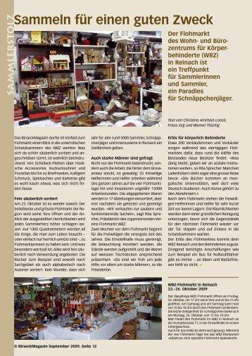 Sammeln für einen guten Zweck - Birseck Magazin