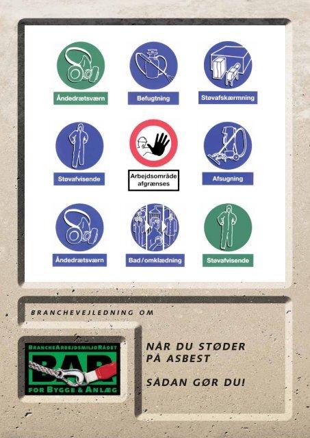 NÅR DU STØDER PÅ ASBEST SÅDAN GØR DU! - Brandis A/S