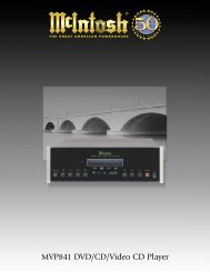 MVP841 DVD/CD/Video CD Player - Audio Classics