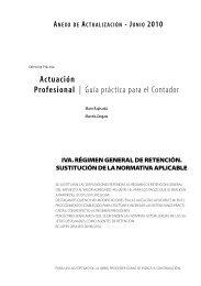 Actuación Profesional | Guía práctica para el Contador - Errepar