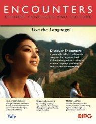 ENCOUNTERS - Yale University Press