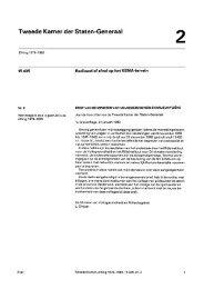 Brief minister over afval op KEMA-terrein [pdf] - De geschiedenis van ...
