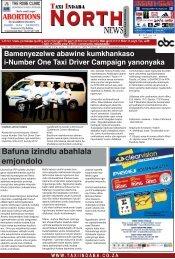 June 2nd Edition - taxiindaba.co.za