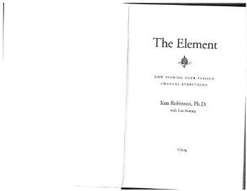 The Element Ken Robinson Epub