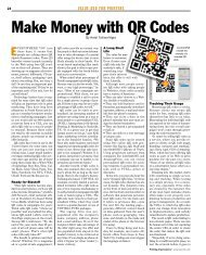 Make Money with QR Codes - Ipex