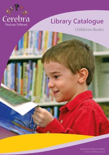 Children's Book List - Cerebra