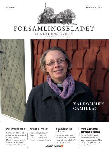 skiss 2012 vinter.indd - Sundborns församling