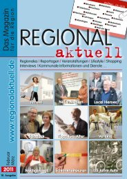 www .regionalaktuell.de - Printsystem GmbH