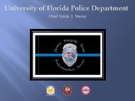 2012 Annual Use of Force Report - Fora